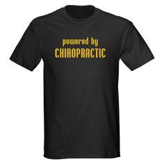 powered by chiropractic