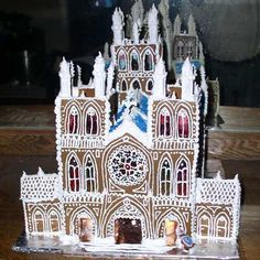 Finalist: The National Cathedral | 2011 Gingerbread House Contest Winners | Photos | Interior | This Old House
