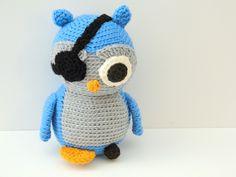De Como tejer sin búho pirata! | FreshStitches Tutorial ❥Teresa Restegui http://www.pinterest.com/teretegui/❥