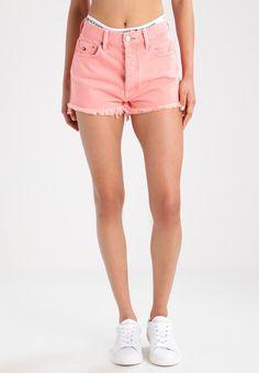 Hilfiger Denim HIGH WAIST SHORT W30 - Jeans Shorts - rose - Zalando.de