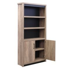 Lower Door Bookcase - 8827679 | OfficeFurniture.com