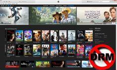 iTunes DRM Interface