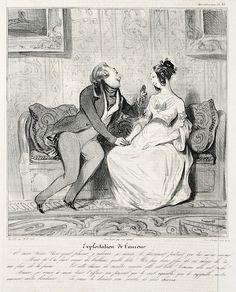 Honoré Daumier : Exploitation de l