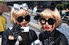 Japan goes mental for Gaga! Cat Eye Sunglasses, Round Sunglasses, Penny Dreadful, Little Monsters, Lady Gaga, Latest Fashion, Harajuku, My Photos, Japan