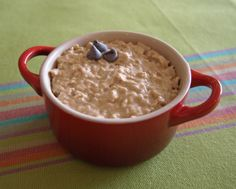 "peanut butter cookie dough overnight oatmeal from the one and only ""breakfast drama queen"""