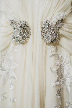 Stunning Jenny Packham details