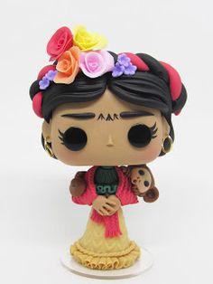 Funko Pop Dolls, Pasta Flexible, Vinyl Figures, Minnie Mouse, Disney Characters, Fictional Characters, Clay, Disney Princess, Action