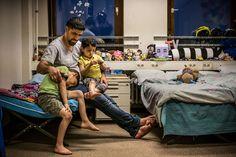 La Caja de Pandora: Unos 50 millones de niños han abandonado sus hogar...