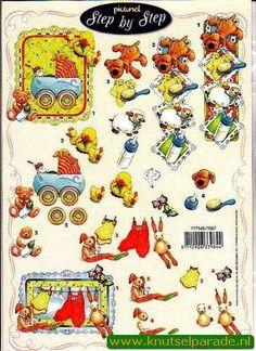 Nieuw bij Knutselparade: 4817 *** 11x  Picturel knipvel baby 117145 1067 https://knutselparade.nl/nl/10-1-gratis-artikelen/4198-4817-11x-picturel-knipvel-baby-117145-1067.html   Aanbiedingen,  10 + 1 GRATIS Artikelen, Knipvellen, Geboorte en Communie  -