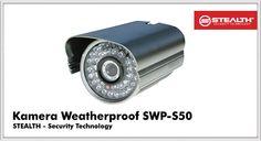 Kamera Weatherproof SWP-S50
