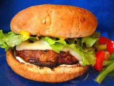 Portabella Mushroom Burgers Recipe - Food.com