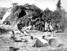 Lipan Apache Camp