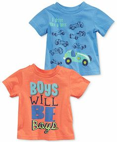 First Impressions Baby Boys' Tee
