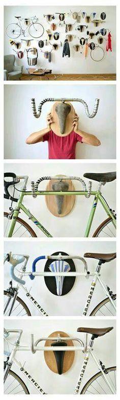 Colgante de bicicletas