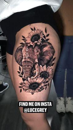 Unique Half Sleeve Tattoos, Sleeve Tattoos For Women, Tattoo Sleeve Designs, Tattoo Women, Cross Tattoos For Women, Butterfly Tattoos For Women, Leg Tattoos, Body Art Tattoos, Tatoos