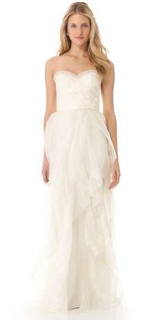 wedding gown by love, yu