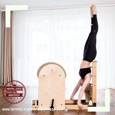 #019 – Gina Mathis – Warum du Pilates machen solltest Trainer, Pilates, Gym Equipment, Bike, Sports, Normal Body, Moving Home, Training, Pop Pilates
