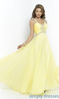 d47d0bfec3c2 Blush Sexy Prom Dresses, Long Designer Evening Dresses - SimplyDresses