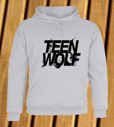 Teen wolf logo Hoodies  Hoodie Sweatshirt by FasterWorld2nd