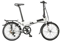 Dahon Mariner D7 Folding Bike, Brushed - World of Cycling - The Internet Bicycle Store