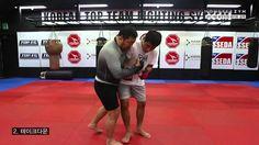 [몬스터짐 MMA 강좌] UFC168 로우지의 테이트 공략(1)-테이크다운