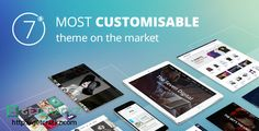 Download The7 v3.5.0 – Responsive Multi-Purpose WordPress Theme. The7 v3.5.0 – Responsive Multi-Purpose WordPress Theme -It features 630+ design customization options.  People new to multipurpose WordPress theme.... The7 v3.5.0 – Responsive Multi-Purpose WordPress Theme