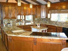 Image detail for -. countertops kitchen or search photos tagged with granite countertops Rancho Cordova, Granite Tile, Wood Cabinets, Kitchen Countertops, Kitchen Ideas, California, Detail, Search, Photos