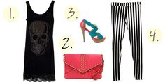 Outfit a righe!