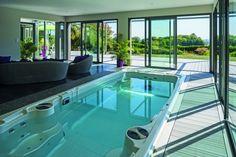 Spa de nage Clair Azur