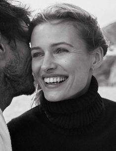 Edita Vilkeviciute & Andres Velencoso Segura by Benny Horne for Vogue Spain June 2016