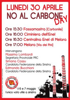 No al Carbone DAY