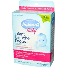 Infant Ear Drops