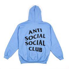 Anti Social Social Club Images of You Pullover Hoodie Carolina