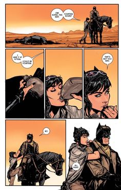#BatCat | Catwoman / Selina Kyle | Batman / Bruce Wayne ❤️