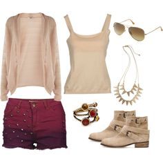 """""""Summer to Fall"""" by nunertuner on Polyvore"""