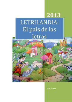 El país de las letras Montessori, Preschool, It Cast, English, Dani, Ideas Para, Elsa, Alphabet, Teaching Reading