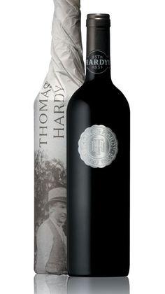 label / HARDYS_Thomas / wine