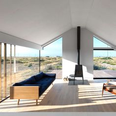 Pobble House takes its name from an old Kentish word for pebble and is located within the Dungeness Estate, a stark and open headland on the…