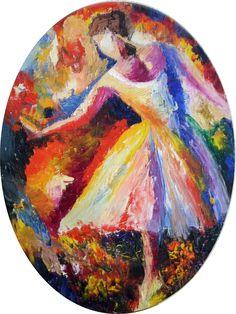Dance 18x24 cm Markoart