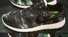 "Nike Roshe Run - ""Tiger Camo"" Sample | Sole Collector"