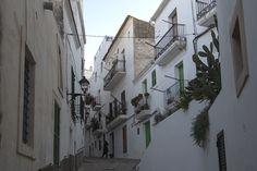 ES_171203 Espanja_0284 Eivissan vanhan kaupungin Carrer d'Ignasi