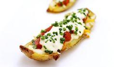 """Barquitas de patata """"bravas"""" 1"""