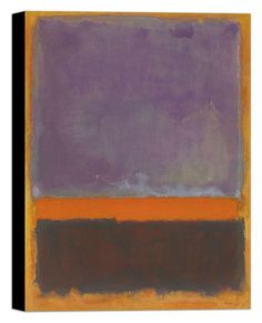 View Untitled By Mark Rothko; oil on canvas; Access more artwork lots and estimated & realized auction prices on MutualArt. Mark Rothko Paintings, Rothko Art, Abstract Painters, Abstract Art, Framed Wall Art, Canvas Wall Art, Art Moderne, Global Art, Art Market