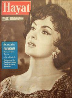 OĞUZ TOPOĞLU : gina lollobrigida 1959 hayat dergisi