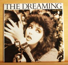 KATE BUSH The Dreaming Vinyl LP Sit in your Lap Suspended in Gaffa All the Love