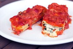 Cannelloni - This Week for Dinner - Weekly Meal Plans, Dinner Ideas, Recipes and More!