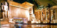 Hotels in Las Vegas – Luxor. Hg2Lasvegas.com.