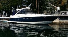 Regal 40 Speed Cruiser for rent | http://boat-rental-miami.com