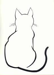 """Résultat de recherche d'images pour """"dessin chat facile"""""""