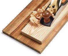 Ah! E se falando em madeira...: Leitura de direção de grãos na madeira